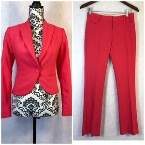 Express Salmon Color Pant Suit 😍